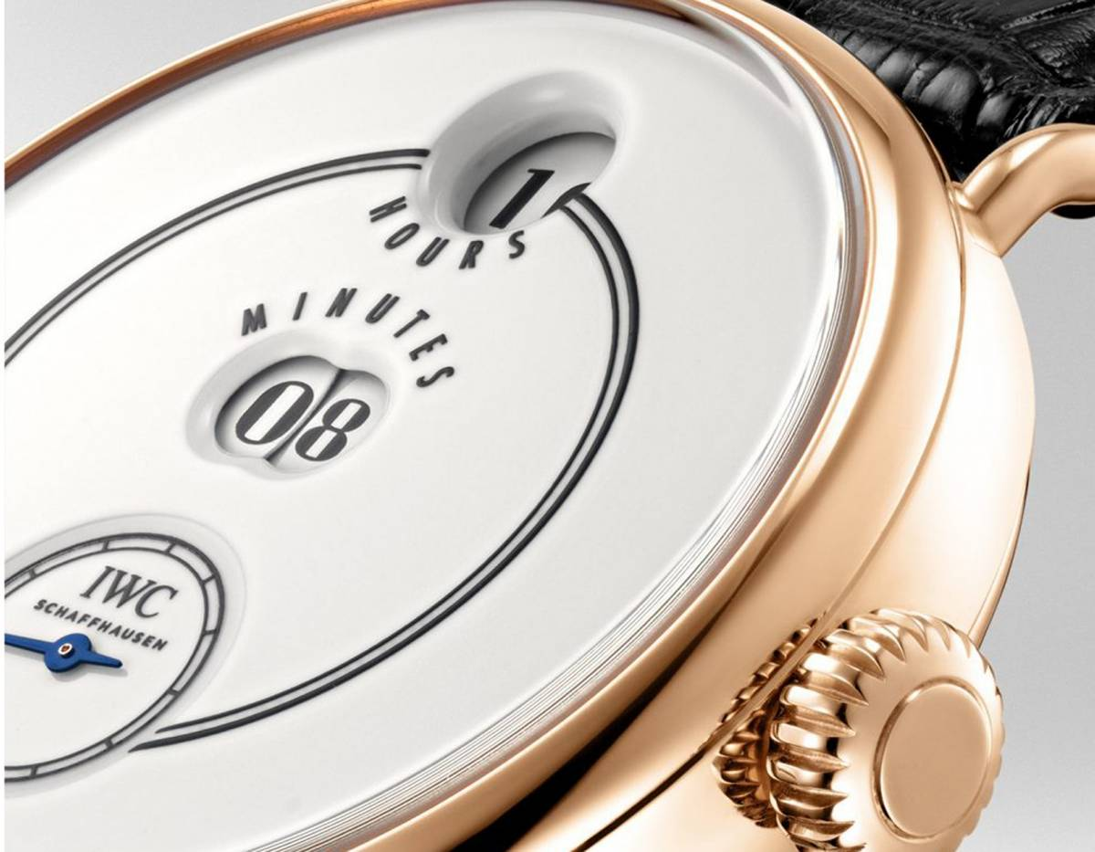 IWC - Tribute to Pallweber Edition - Limited Edition
