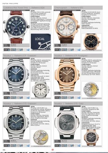 Uhren Exclusiv 2018