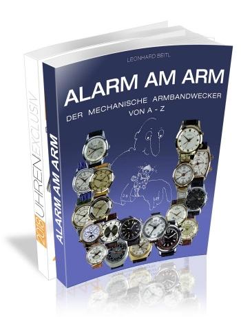 Uhren Exclusiv 2018 & Alarm am Arm