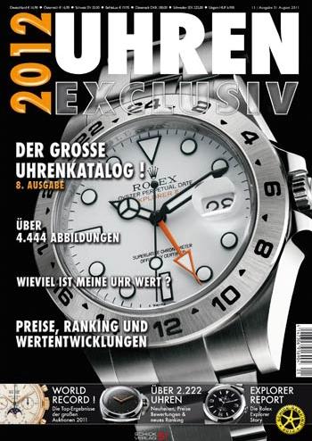 Uhren Exclusiv 2012