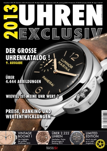 Uhren Exclusiv 2013
