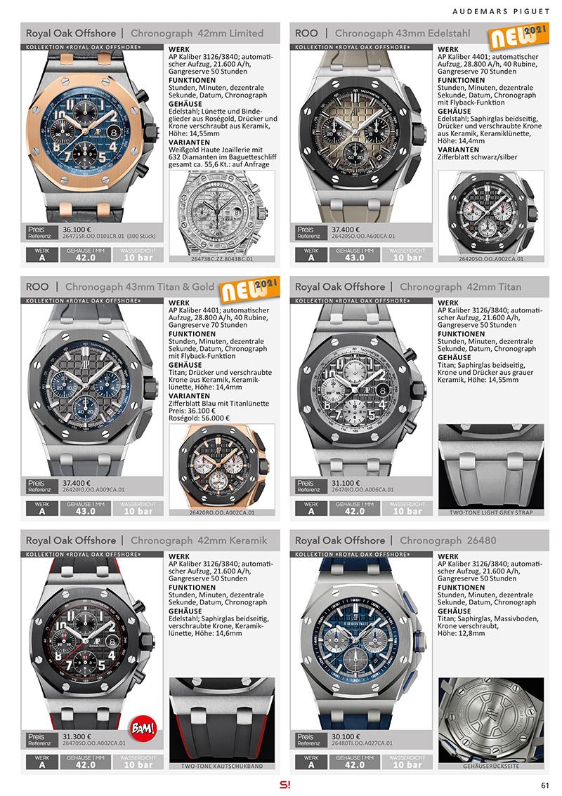 Uhren Exclusiv 2022