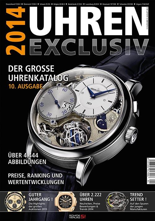 Uhren Exclusiv 2014