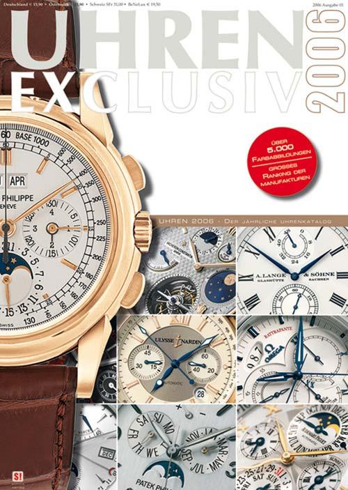 Uhren Exclusiv 2006