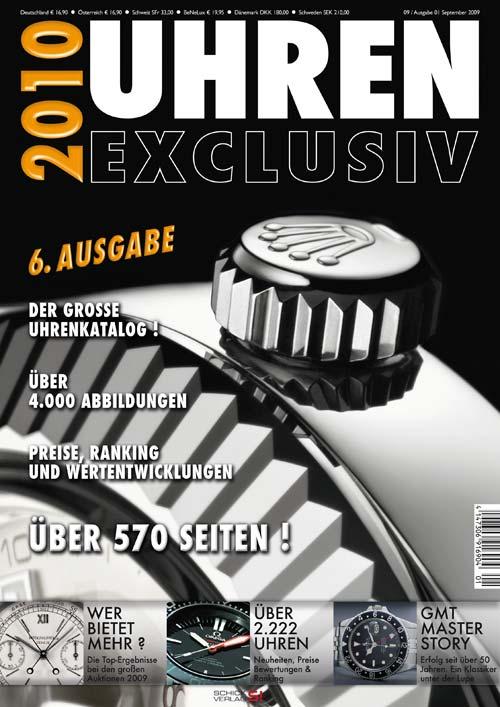 Uhren Exclusiv 2010