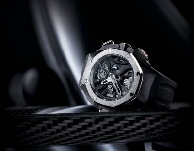 AUDEMARS PIGUET - ROYAL OAK CONCEPT LAPTIMER MICHAEL SCHUMACHER