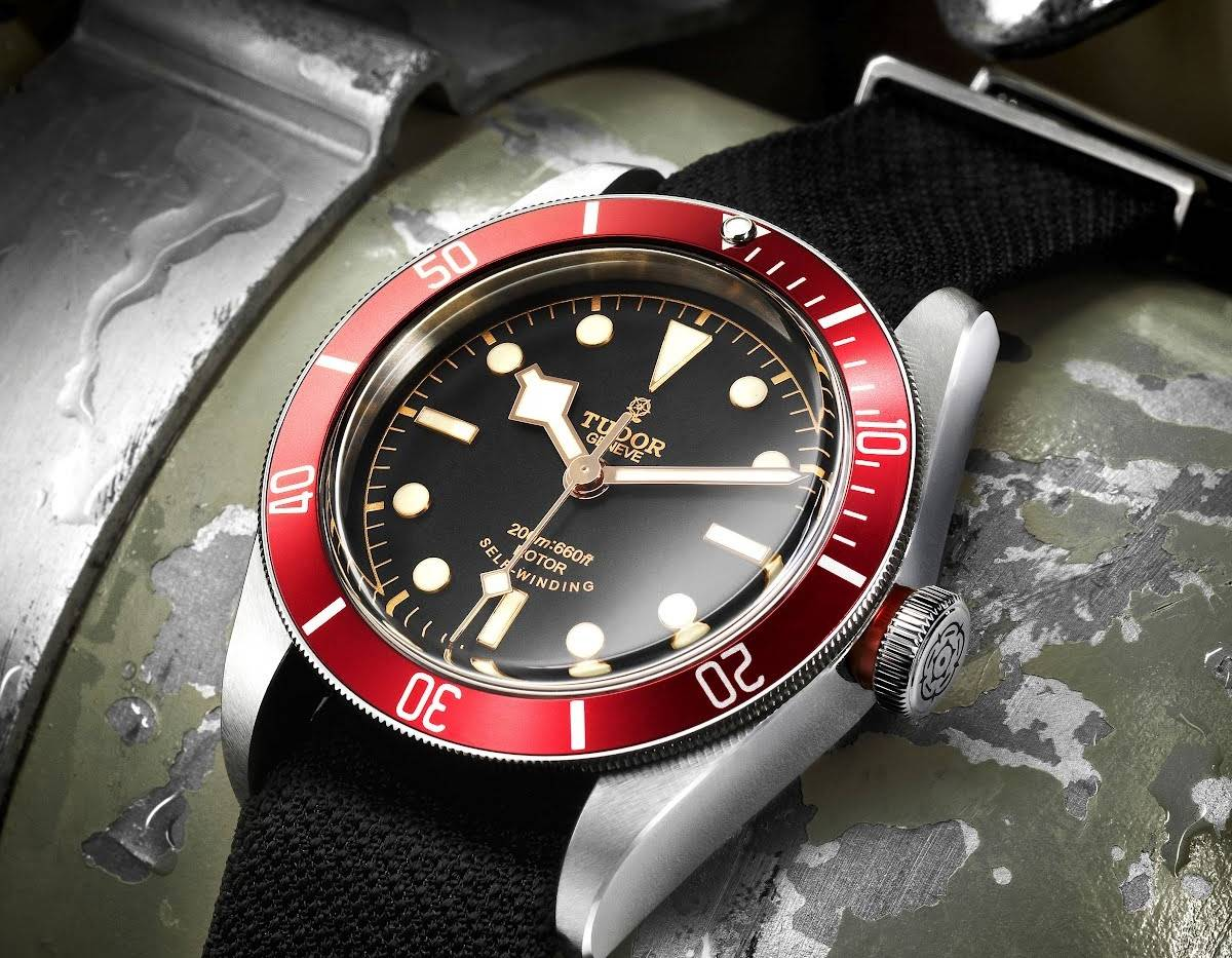 TUDOR - Heritage Black Bay