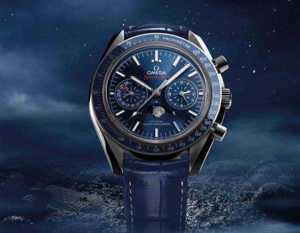 Omega Speedmaster Chronograph Moonphase