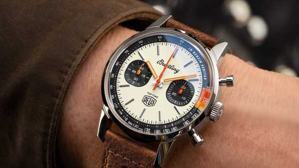 Breitling - Top Time Deus Limited