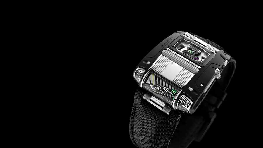 URWERK - UR-111C Two-Tone