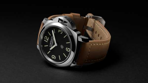 Panerai - Luminor Logo & Base Logo