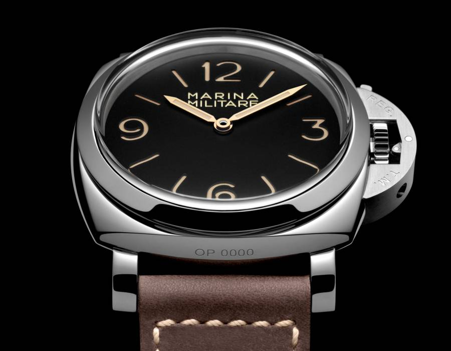 Officine Panerai Luminor 1950 3 Days Acciaio 47mm PAM00673