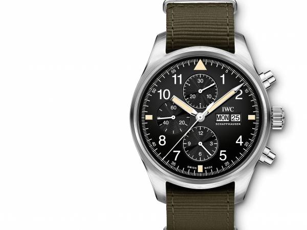 IWC - Pilot´s Watch Chronograph
