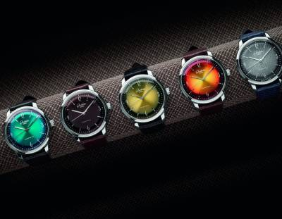GLASHÜTTE ORIGINAL - SIXTIES ICONIC COLLECTION