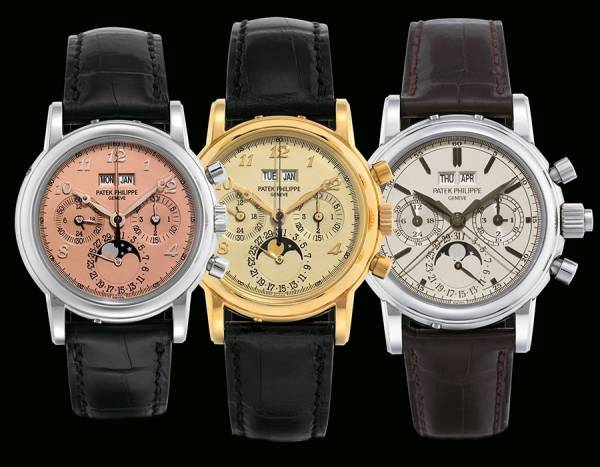 CHRISTIE´S - Patek Philippe Highlights