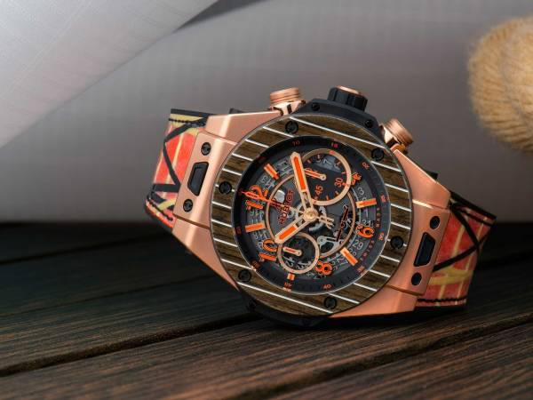 HUBLOT - Big Bang Unico Teak
