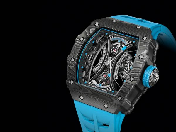 RICHARD MILLE - RM 53-01 Tourbillon