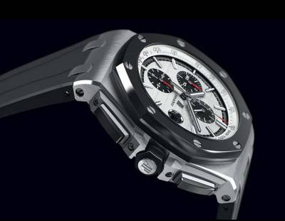 AUDEMARS PIGUET - Chronograph Royal Oak Offshore - Referenz 26400