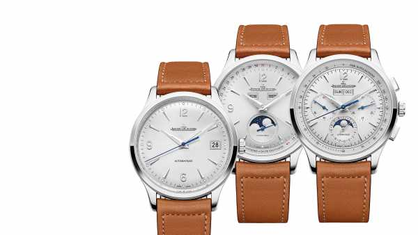 Jaeger-leCoultre - Master Control Relaunch