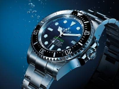 ROLEX Sea-Dweller Deepsea 2018
