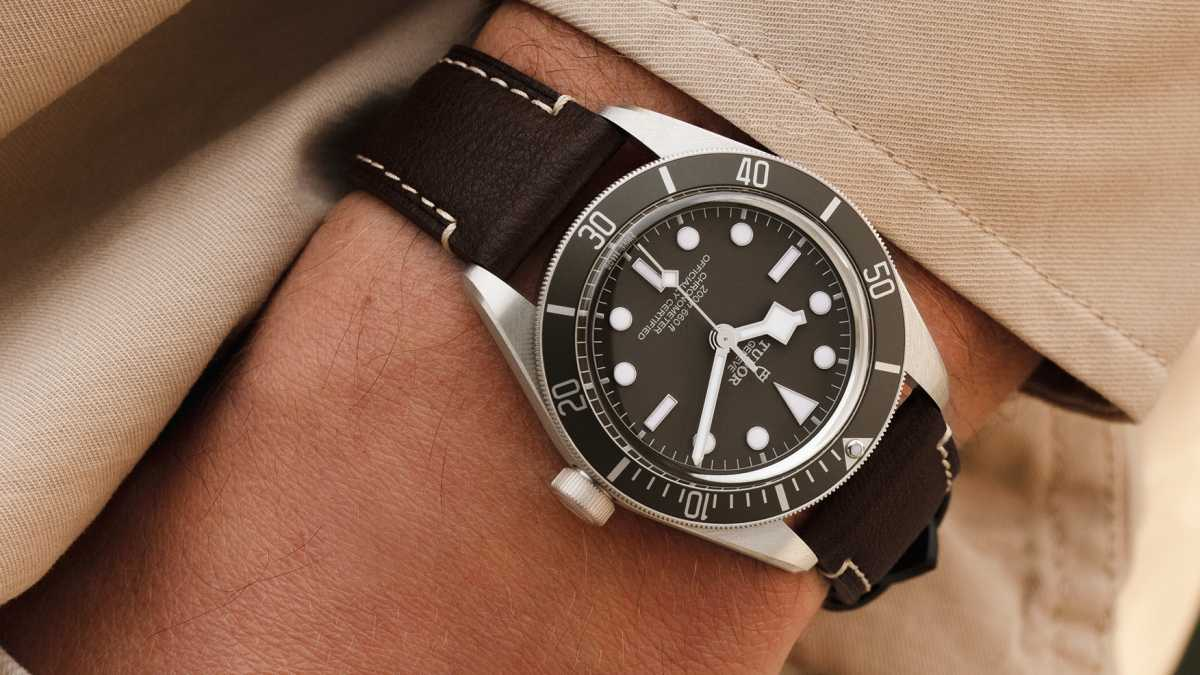 Tudor - Black Bay Fifty-Eight 925 & 18K