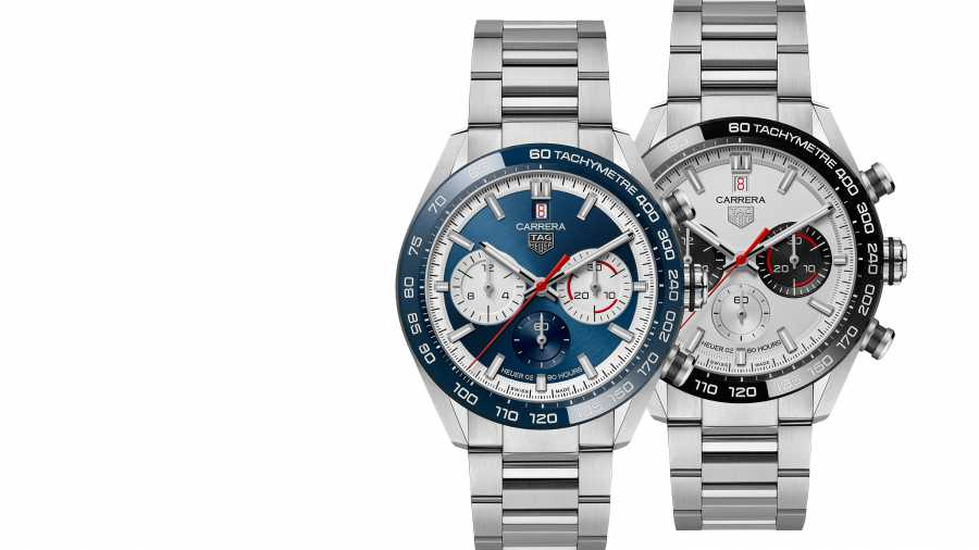 TAG Heuer - Carrera Sport Chrono 160 Years