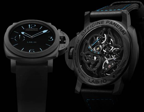 PANERAI - LAB-ID Luminor 1950 Carbotech 3 Days 49mm