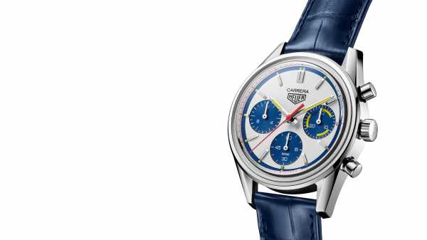 TAG Heuer  - Carrera Montreal Limited