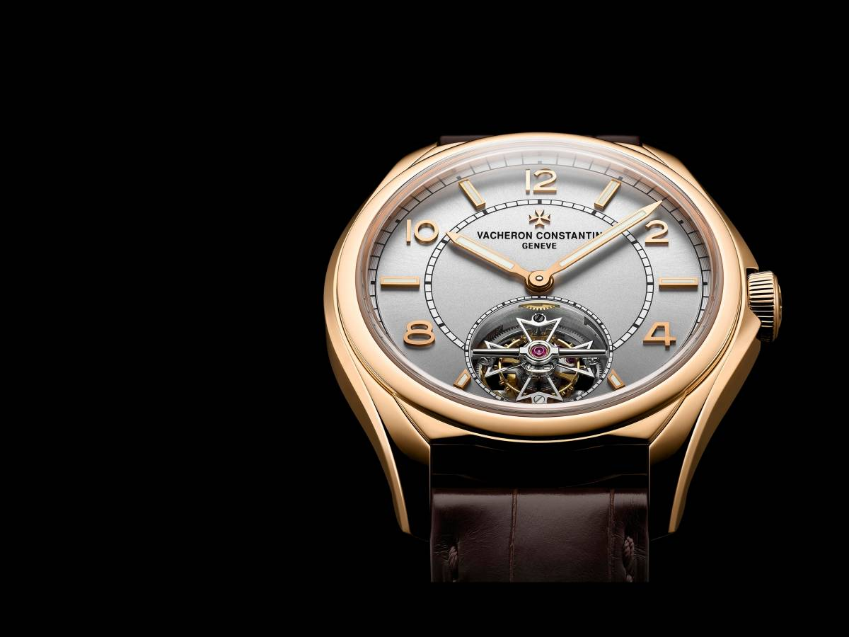 VACHERON CONSTANTIN - Fiftysix Tourbillon