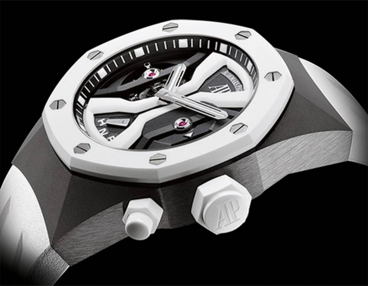 AUDEMARS PIGUET - Royal Oak Concept GMT Tourbillon