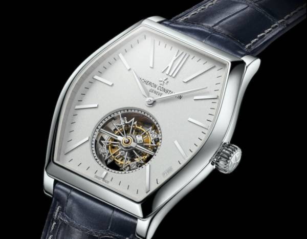 VACHERON CONSTANTIN - Malte Tourbillon Collection Excellence Platine