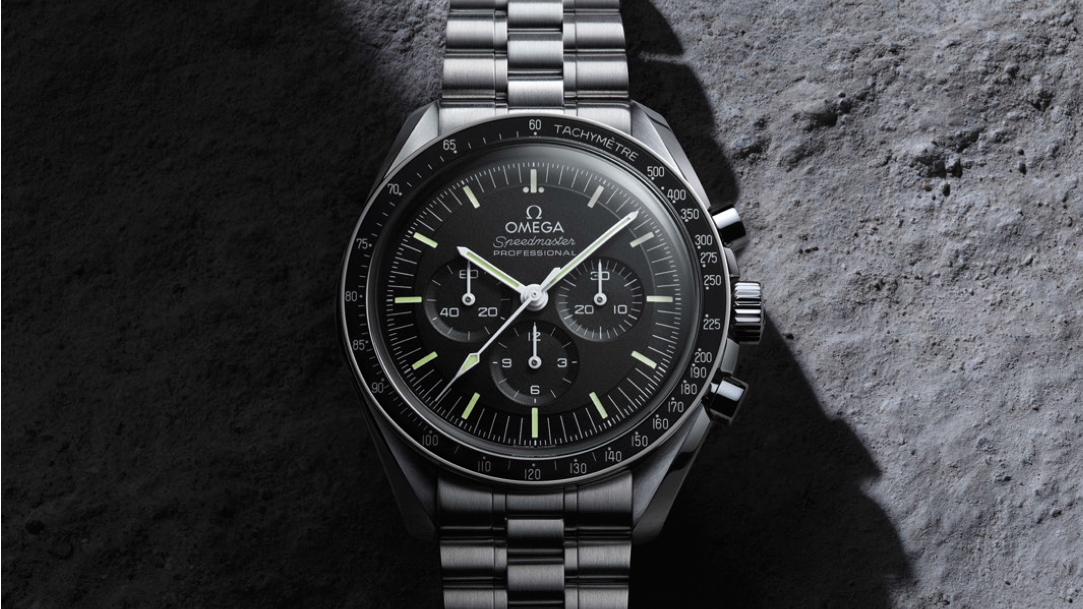 Omega - Speedmaster Moonwatch 2021