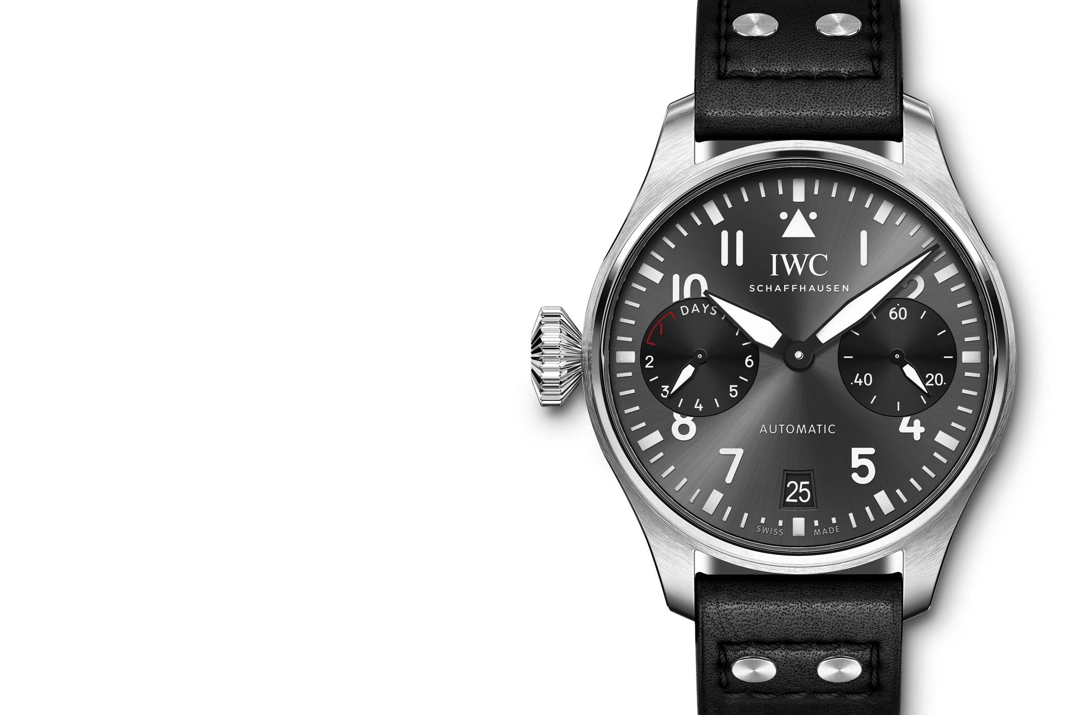 IWC Big Pilot´s Watch - Right Hander