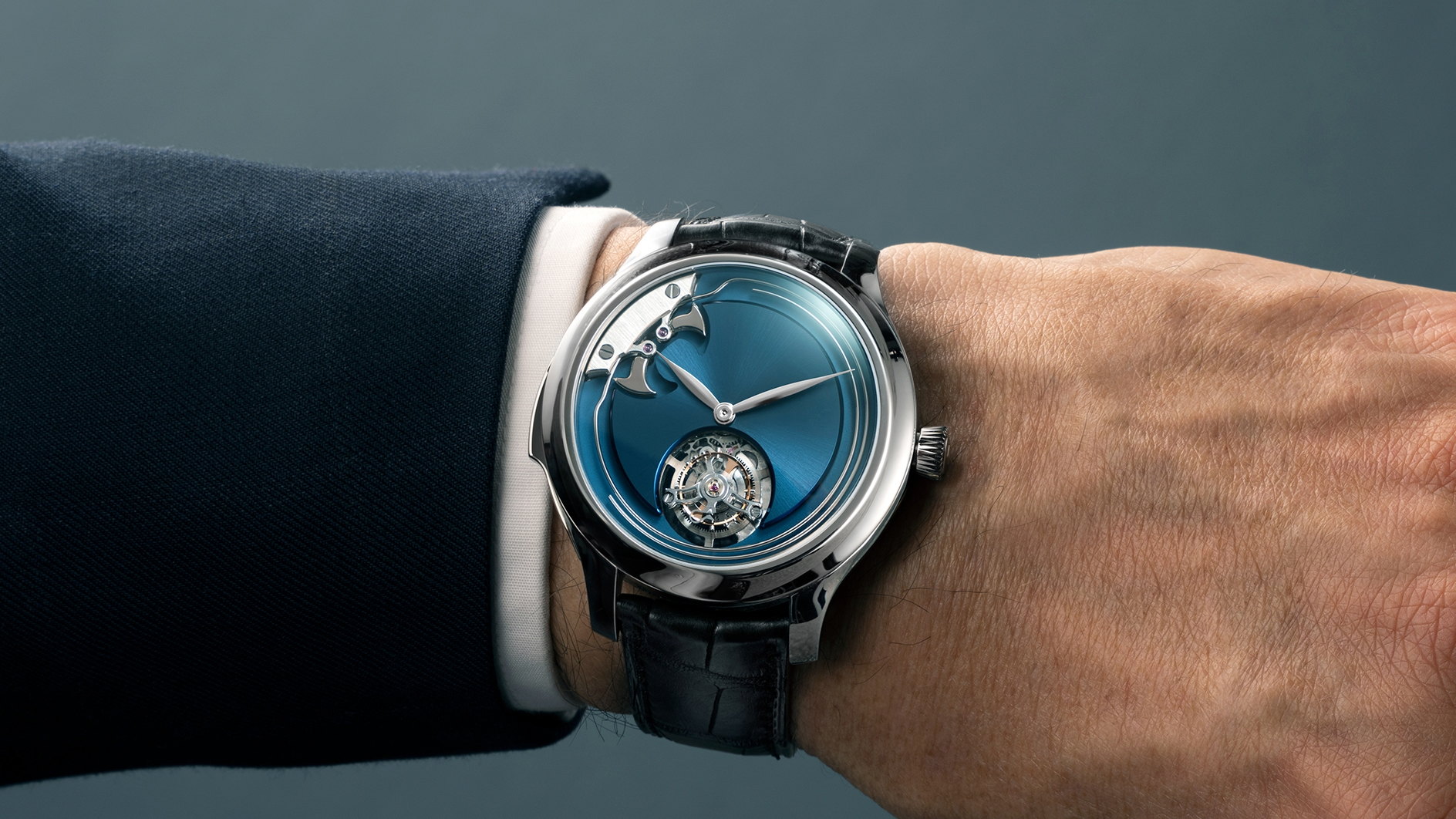 H.Moser & Cie. - Minute Repeater Tourbillon