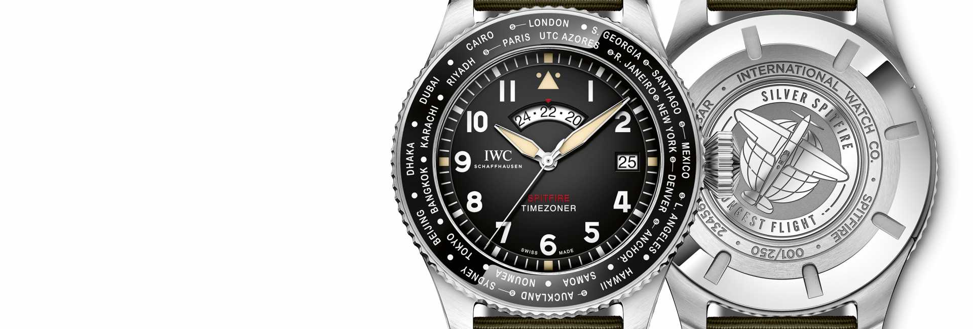 "IWC - ""The longest Flight"""