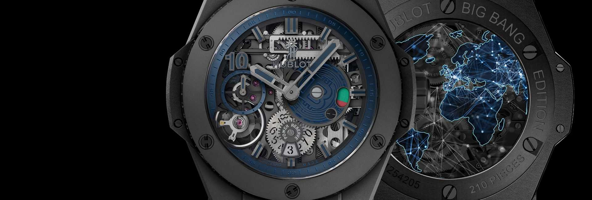 HUBLOT - Big Bang Meca -10 P2P